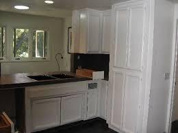 kitchen cabinet refinish fair oaks granite bay roseville ca