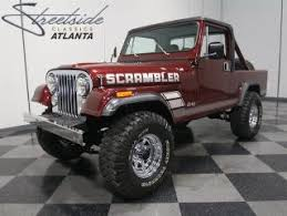 jeep scrambler for sale used jeep scrambler for sale from 35 001 to 40 000