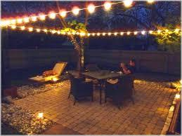 patio ideas outside lighting ideas uk outdoor patio string