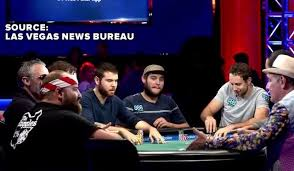 wsop final table the nine final table set for world series of poker main event in las vegas