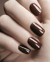 brown 7 crazy awesome nail polish colors for fall u2026