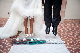 jumping the broom wedding jumping the broom and the american cultural divide aaihs