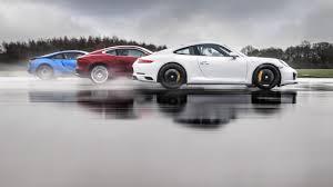 jaguar f type vs porsche 911 porsche 911 vs jag f type r vs bmw i8 top gear