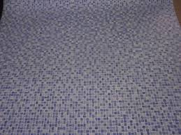 vinyl flooring remnants kitchen bathroom napa nemo 575 blue mosaic