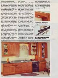 Kitchen Cabinet Making Plans Kitchen Cabinet Making Build Kitchen Cabinets Free Plans Plans
