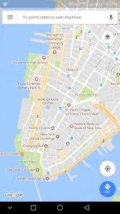 Google Map New York Blurry Google Maps Huawei Mate 10