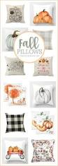 fall pillows fall home decor the 36th avenue
