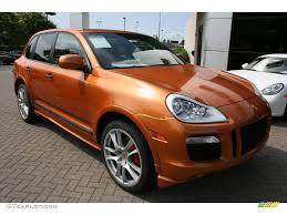 2008 Porsche Cayenne Gts - 2008 nordic gold metallic porsche cayenne gts 15781652 gtcarlot
