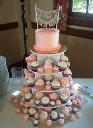 set of 3 rustic pedestal serving cake stands any color shape
