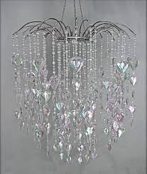 hanging crystals waterfall hanging chandelier buy now