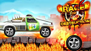 monster truck extreme racing games extreme car driving race of destruction speed racer games