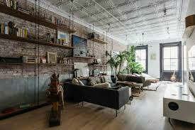 Loft Interior A Tribeca Loft With Natural History Decoholic