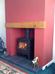 fireplace finishes
