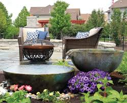 Small Water Features For Patio The Art And Science Of Small Water Features Pond Trade Magazine
