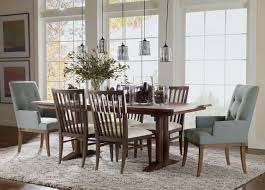 Striped Dining Room Chairs Stunning Ethan Allen Dining Room Sets For Sale Gallery Home
