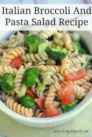 Pasta Salad Recipes With Italian Dressing 350 Best Pasta Salad Images On Pinterest Pasta Salad Pasta