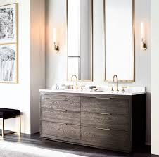 Ultra Modern Bathroom Vanity Bathrooms Ultra Modern Bathroom With Floating High End Vanities