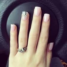 nazanin kavari yt short white acrylics n a i l s pinterest