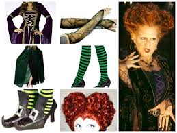 winifred sanders halloween costume idea trying to make the girls