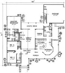 brick home floor plans plan 72084da handsome brick home ranch style house ranch style