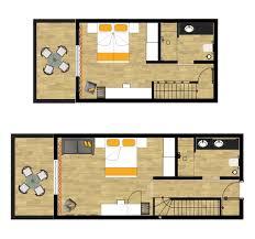 Maisonette Floor Plan Accommodation All Inclusive Crete Fodele Beach Hotel All