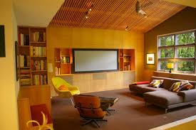 Fab Midcentury Modern Living Rooms Home Design Lover - Stylish living room furniture orange county property