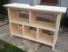 Diy Console Table Plans by Free Plans For This Easy Three Shelf Console Table From Sawdust