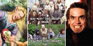 Dungeons And Dragons Memes - 23 hilarious dungeons dragons memes only real players will get