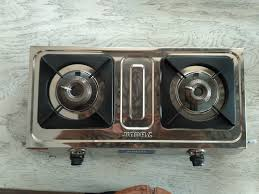 Propane Gas Cooktop Bpl Double Burner Lp Gas Stove At Rs 700 Piece Gas Ke Chulhe