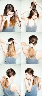 ponytail shag diy haircut 118 best hair inspiration images on pinterest hair ideas