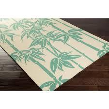 Outdoor Bamboo Rugs For Patios by Bondi Green Tropical Outdoor Rug U2013 Sky Iris