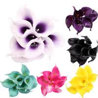silk calla lilies wholesale artificial calla flowers buy cheap artificial