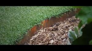 iron garden edging diy youtube