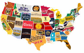 Image Of United States Map by 23 Funny And Interesting Maps That Show Just How Weird America