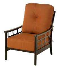 Alumont Patio Furniture by Hanamint Stratford Estate Club Chair All Things Barbecue