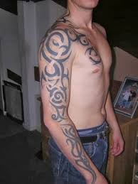 finding the perfect tribal sleeve tattoo tribal art design tattoos