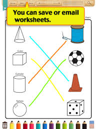 kids math geometry worksheets 1st grade apps 148apps