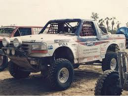 Ford Ranger Trophy Truck Kit - ford bfgoodrich rough riders a legacy in off road racing off