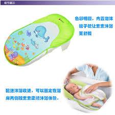 baby bath tub infant foldable shower chair newborn baby bathtub