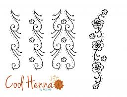 easy henna designs for beginners on wrist these simple