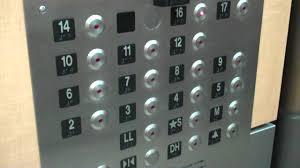 Barnes Jewish Hospital Mo Innovated Haughton Traction Elevator At The West Pavilion Barnes