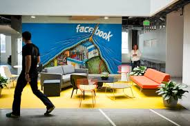 Facebook Office Interior Design Facebook Office Usa Headquarters E Intended Design Ideas