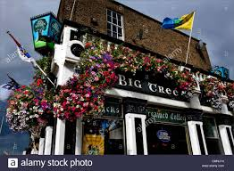 pub with hanging baskets stock photos u0026 pub with hanging baskets
