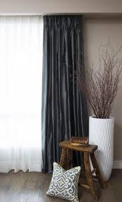 Linen Drapery Panels Curtains Pencil Pleat Curtains Design Wonderful Linen Curtains