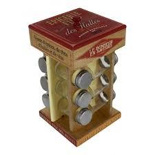 Spice Rack Organizer 12 Jar Rotating Spice Rack Organizer French Vintage Design