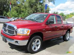 2006 dodge ram 1500 4x4 for sale 2006 dodge ram 1500 slt cab 4x4 in inferno pearl