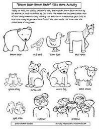 bear hibernating worksheet beary bears teachers activities