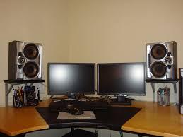 tv studio desk studio monitor stands for desk tv studio desks pinterest