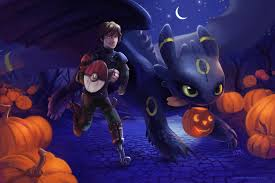 zumba halloween background grendel toothless by tsaoshin on deviantart