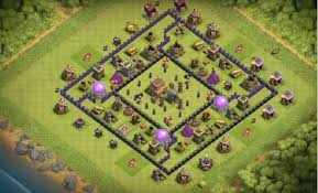 Coc Maps 16 Th7 To Th11 Farming Trophy U0026 War Base Layouts For June 2017